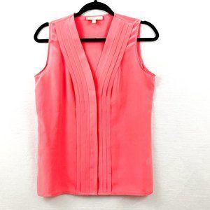 Banana Republic Pink Tunic blouse